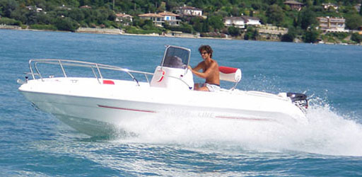 Rental Boats with license